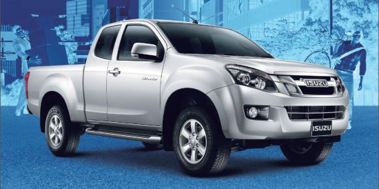 All New Isuzu D-MAX 2012 รุ่น Hi-Lander