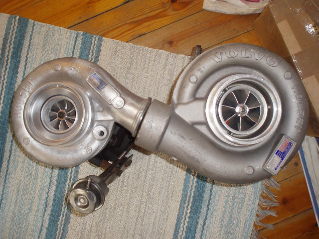 First post - A little bit about this Turbocharger Specs page