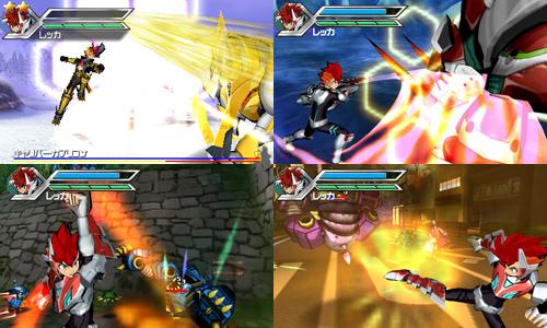Gaist Crusher: Khi Mega Man kết hợp với Monster Hunter 1