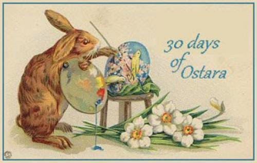 30 Days Of Ostara Day 1
