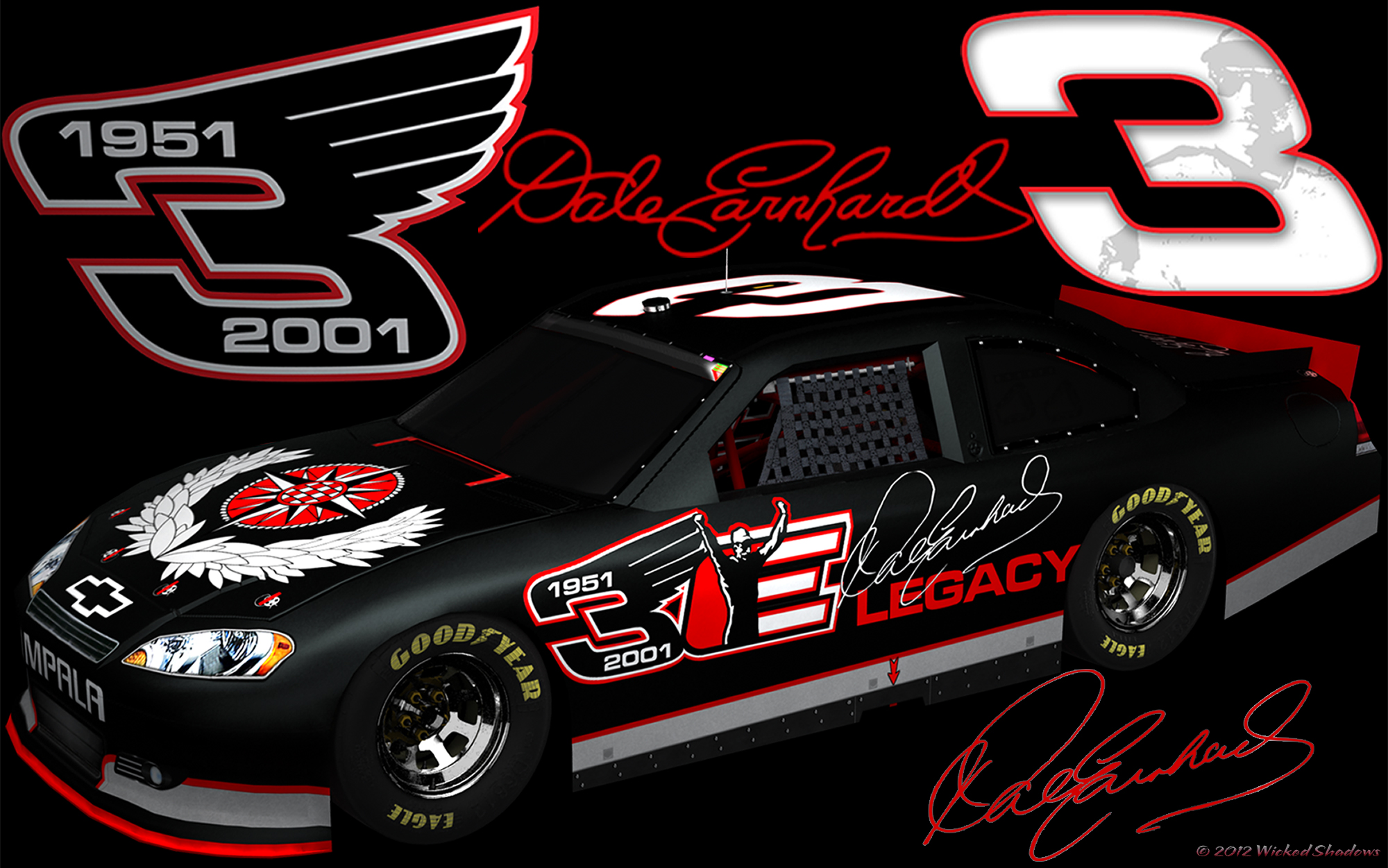 16 Best Dale Earnhardt Sr 3 Images On Pinterest: Dale Earnhardt And Tribute On Pinterest