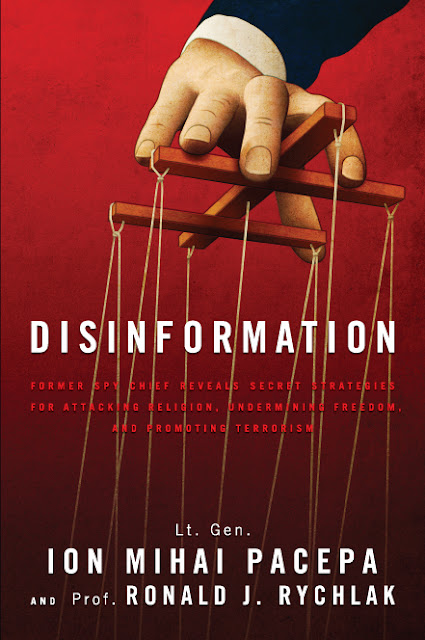 Book review: Disinformation