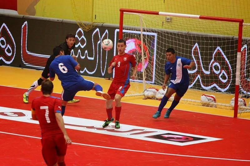Guatemala cae ante República Checa