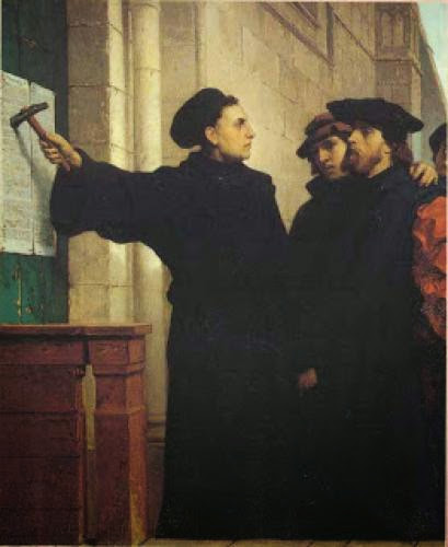 Luther Faith And Reformation Day