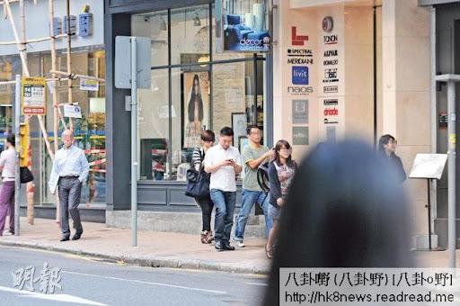 黃智雯承認與詹文天約會食午飯,兩人是好朋友。