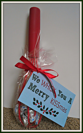 diy christmas gifts we whisk you a merry kissmas cij13