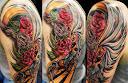 guns-and-roses-tattoo-design-idea3