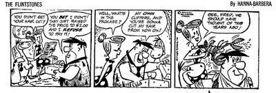 The Flintstones en cómic