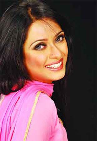 Bangladeshi Actress Ambrin