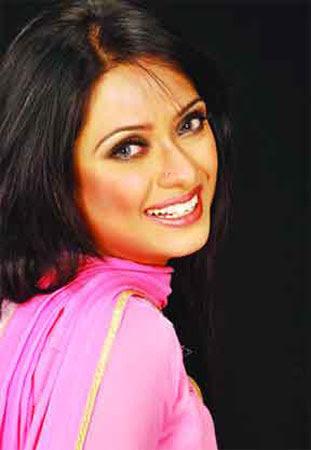 Bangladeshi Actress Ambrin