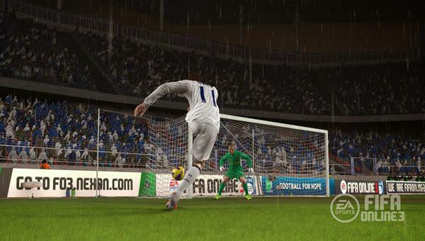 Những lý do khiến game thủ nên thử FIFA Online 3 1
