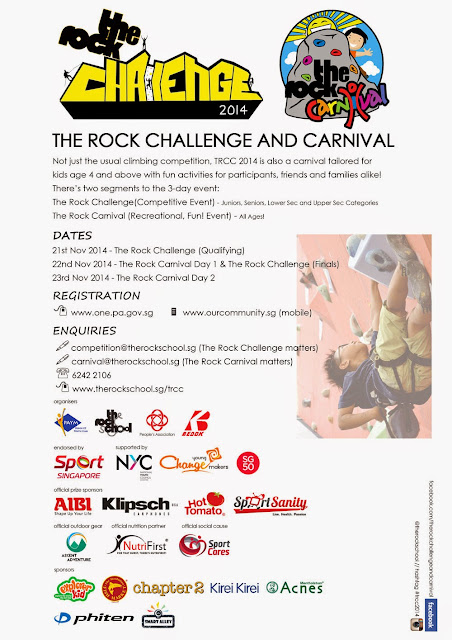 The Rock Challenge and Carnival
