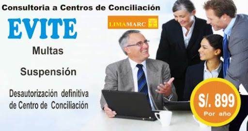 Consultoría a  Centros de Conciliación