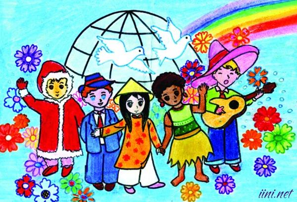 1001 bài thơ Quốc Tế Thiếu Nhi 1-6 hay, ý nghĩa tặng các bé yêu