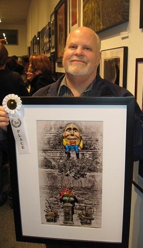 3rd Place: Gordon Kummer