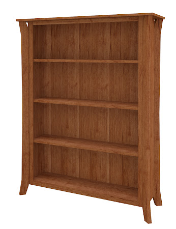 Kyoto Standard Bookshelf in Itasca Maple