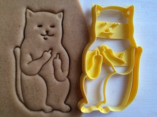 World's best cookie cutter