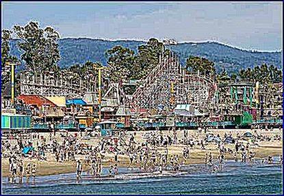 Santa Cruz Beach Boardwalk – 400 Beach Street