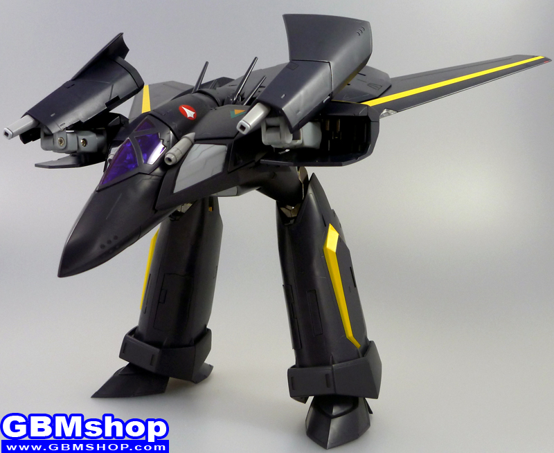 Macross 7 VF-17S Nightmare GERWALK Mode