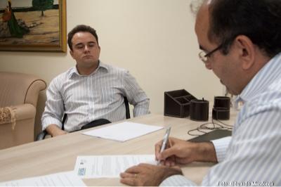 Ufersa firma acordo de cooperação com Universidade do Porto