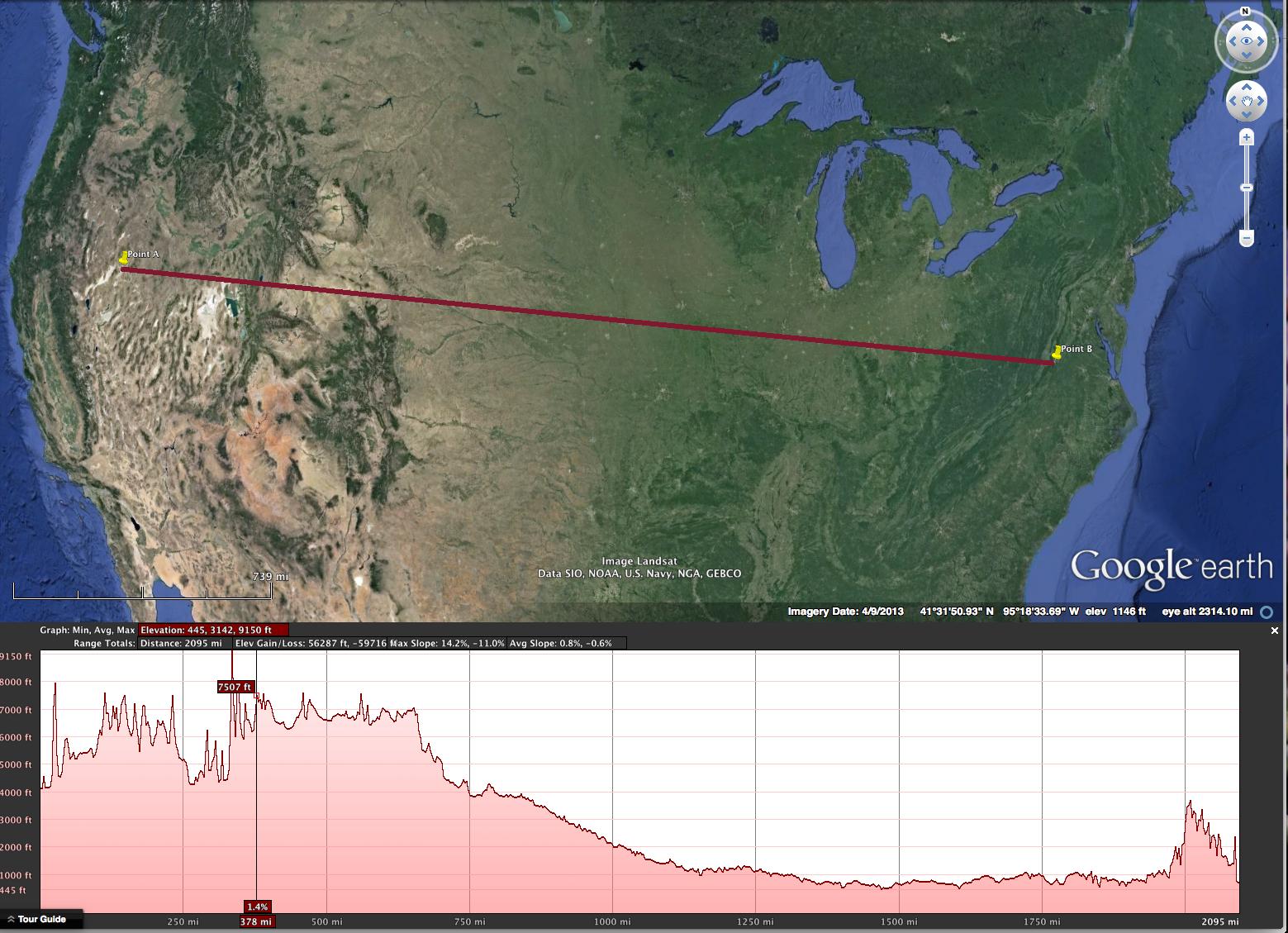 Path with custom points in Google Earth   Maps Hjälp