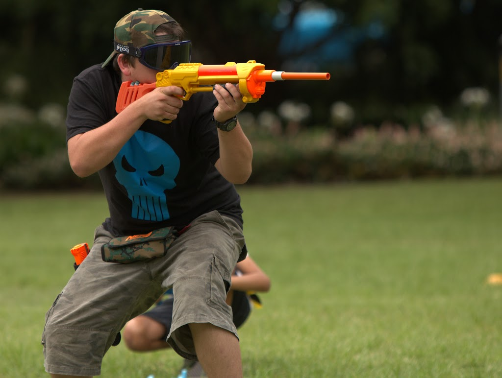 Kelvin Grove war pictures: December 18th   Picture heavy... Nerf%2Bwar%2B182