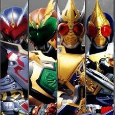 Siêu Nhân Biến Hình - Kamen Rider Blade