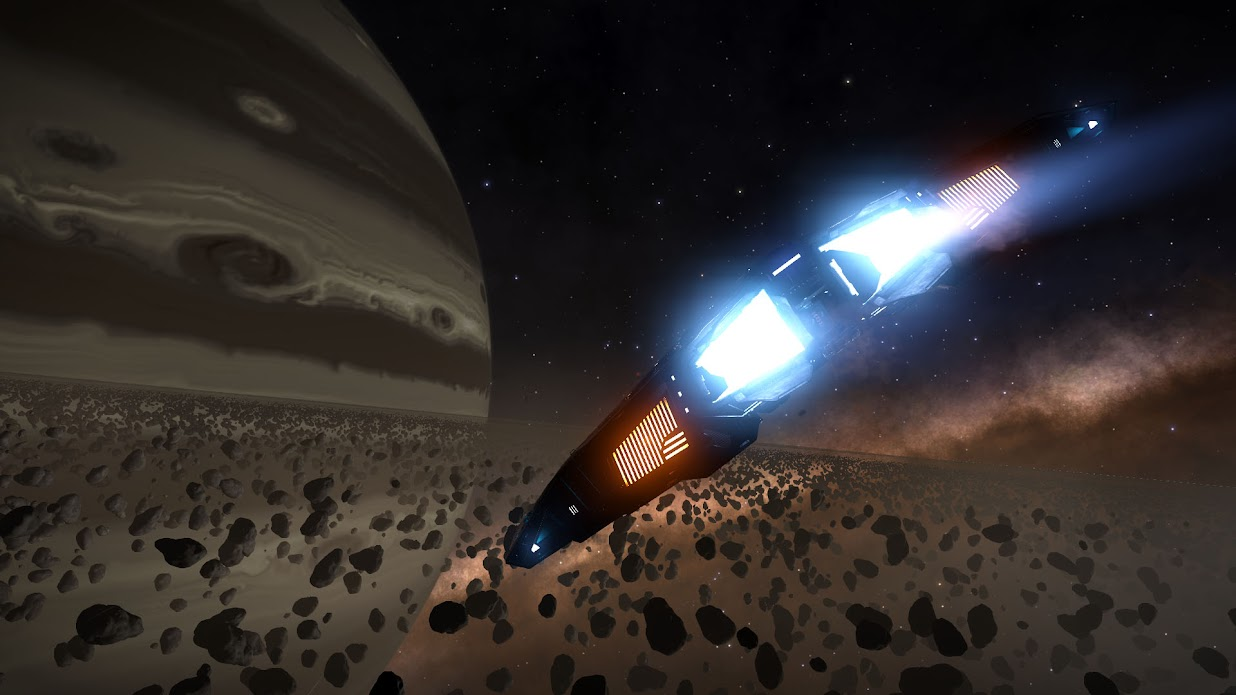 Come fly with me: my Elite: Dangerous review (long post w