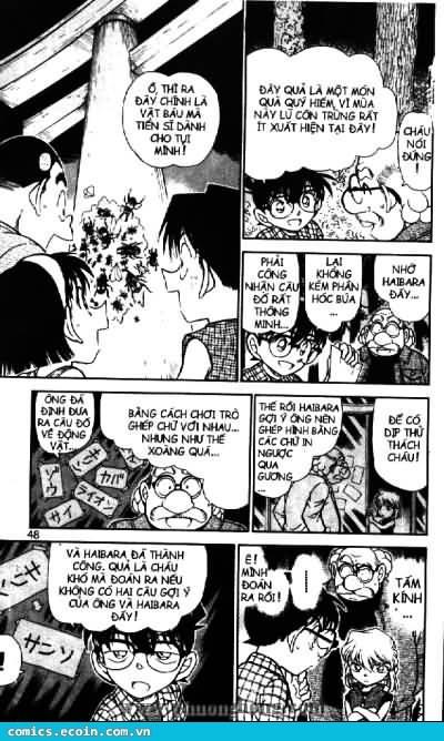 Detective Conan Chap 493 - Truyen.Chap.VN