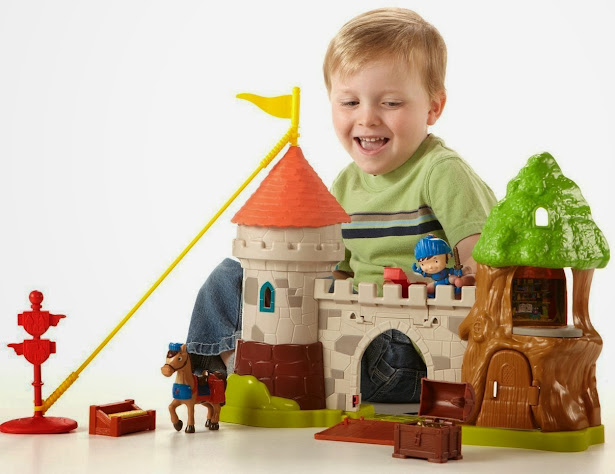 Cyber Monday Deals: 50% Off Fisher-Price Mike the Knight: Glendragon Castle Playset
