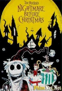 Phim Đêm Kinh Hoàng Trước Giáng Sinh - The Nightmare Before Christmas