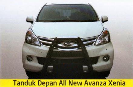Acesories Mobil All New Avansa