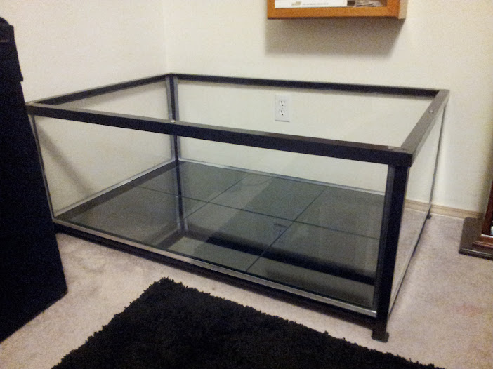 Ikea Granas Coffee Table become awesome Display Case Archive