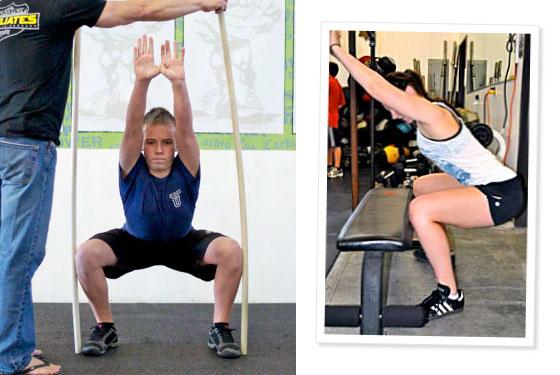fix a squat
