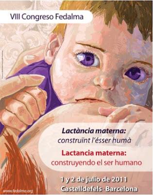 CONGRESO DE LACTANCIA MATERNA 2011 FEDALMA