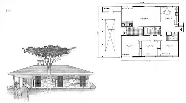 MidCentury Modern and 1970sEra Ottawa March 2011 – Wartime House Floor Plans