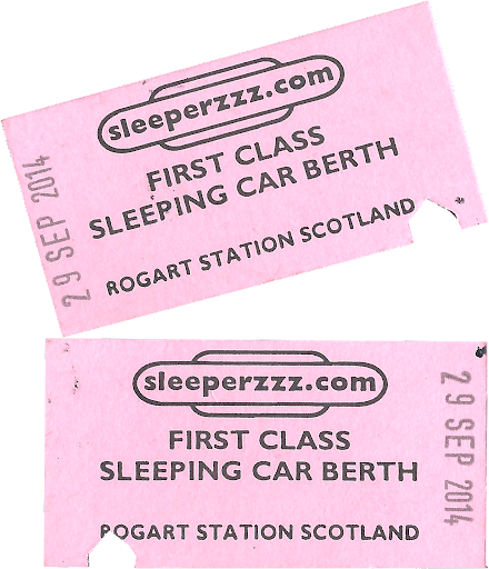 Sleeperzzz tickets