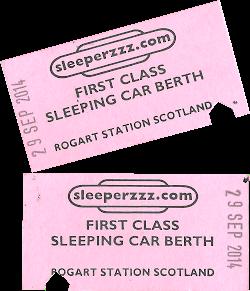 Sleeperzzz tickets