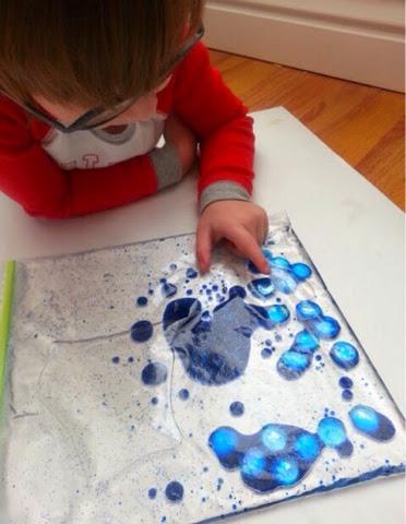 Terapia ocupacional infantil johanna melo franco dicas de for Paredes sensoriales