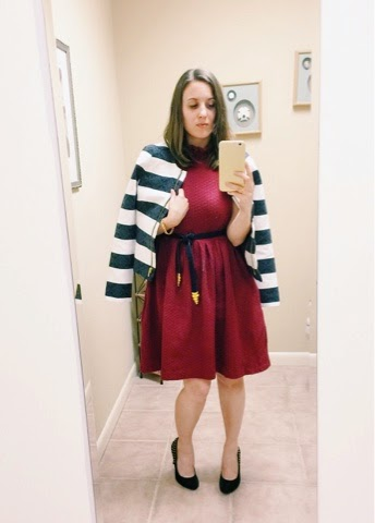 what i wore, Anthropologie, banana republic, vintage, Target Style, express, vince camuto, fashion blog, style blog, ootd