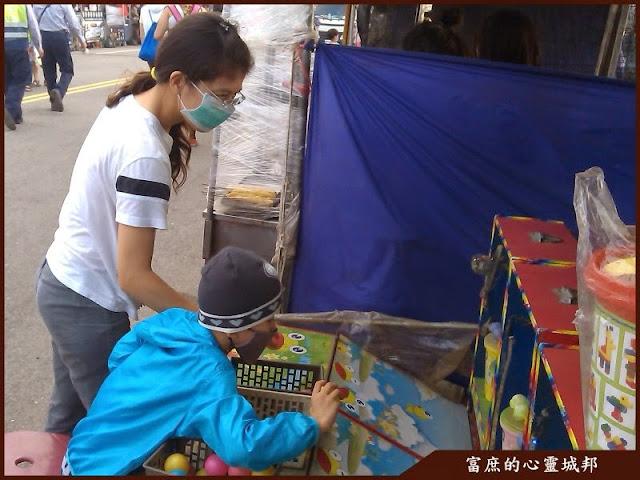 國慶煙火攤商