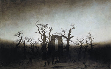 L'abadia a la roureda - C.D. Friedrich