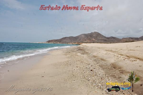 Playa La Auyama NE082, Nueva Esparta, Macanao, 4x4