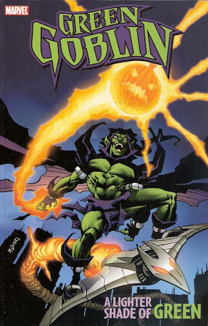 Green Goblin: A Lighter Shade of Green cover