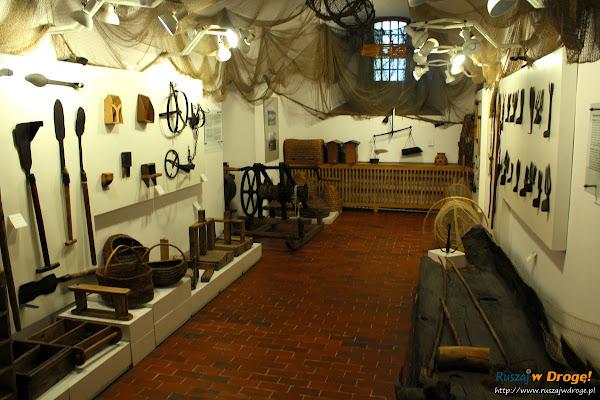 Zamek w Bytowie - wystawa