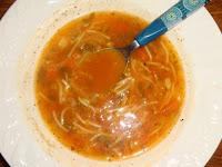 Soupe marocaine Harira - recette indexée dans les Entrées