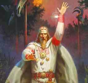 Боевые маги Руси