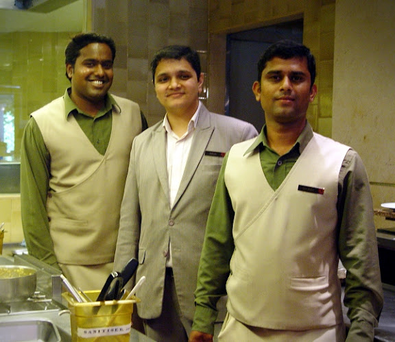 Ashvin and the team