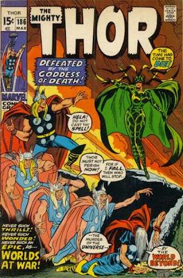 Thor #186, Hela
