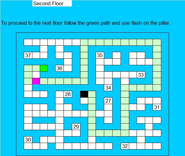 Pokemon wifi friends abyssal ruins guide for Floor 5 map swordburst 2